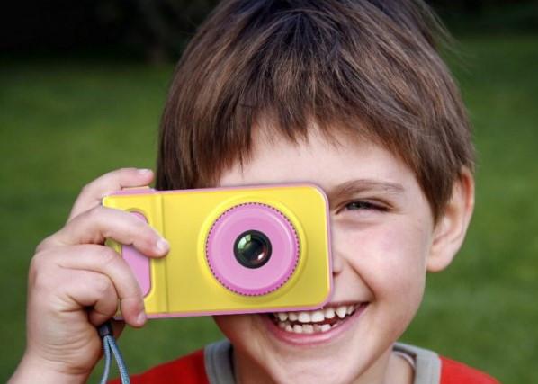 Детская камера цифровой детский фотоаппарат Summer Vacation Smart Kids Camera