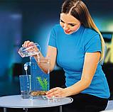 "Аквариум самоочищающийся ""My Fun Fish"" для рыб, аквариум для рыб, мини аквариум, маленький аквариум, фото 6"