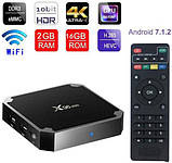 TV-Приставка X96 Mini 2GB/16GB S905W, фото 2