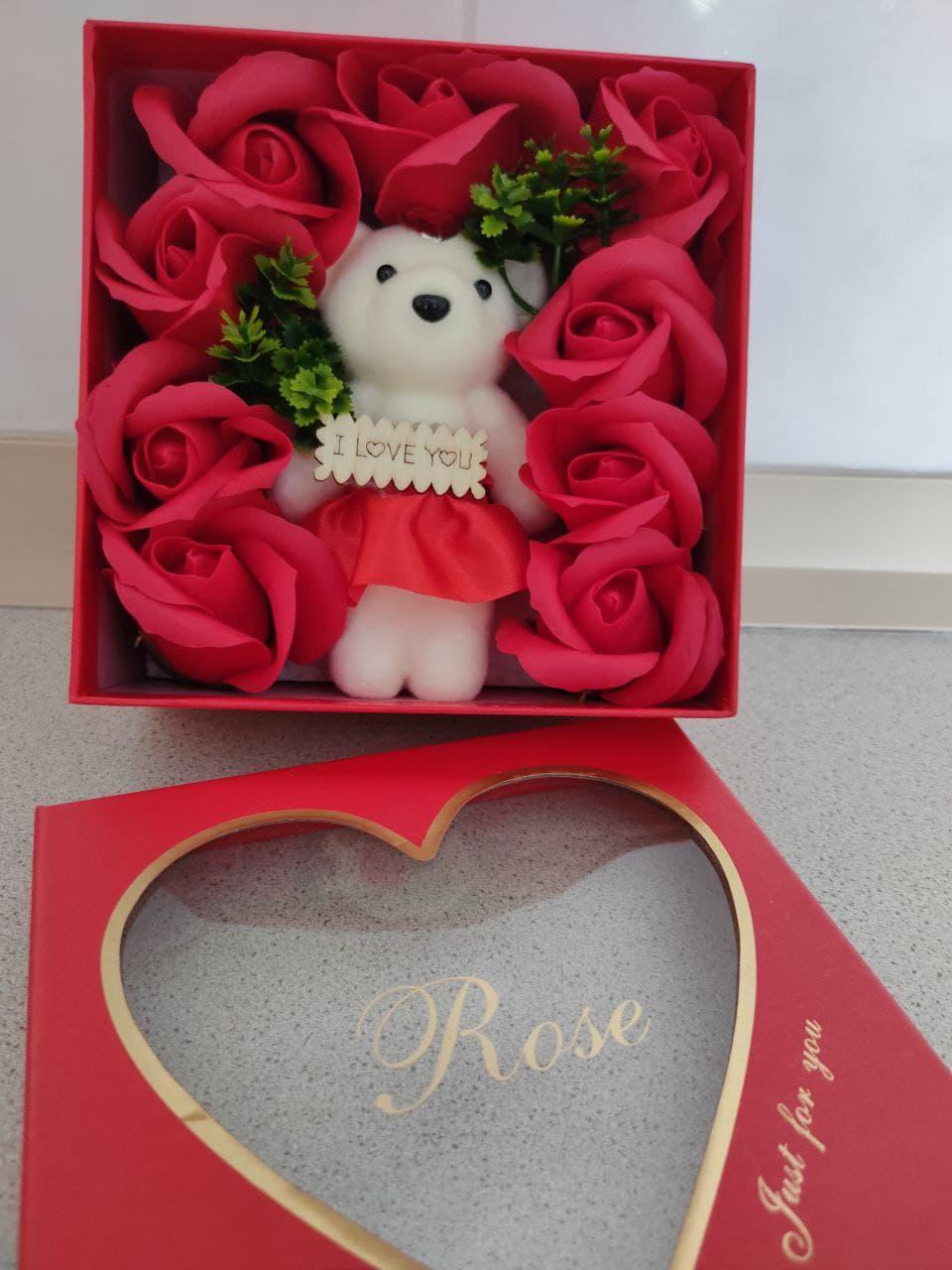 Подарунковий набір на День Закоханих