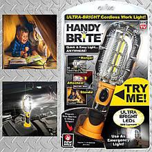 Портативный светильник handy brite с магнитной ручкой