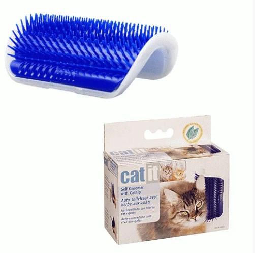 Чесалка для кошек интерактивная игрушка