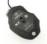 Ігрова мишка з підсвічуванням Imice X7 Black 3200 dpi, фото 7