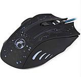 Геймерская оптическая мышь iMICE X9 с LED подсветкой 2400 dpi / Компьютерная игровая мышка, фото 6