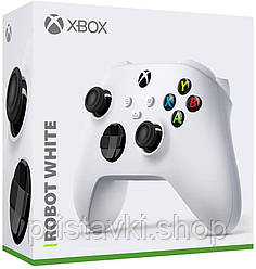 Контроллер XBOX Series \ ONE \ PC Robot White
