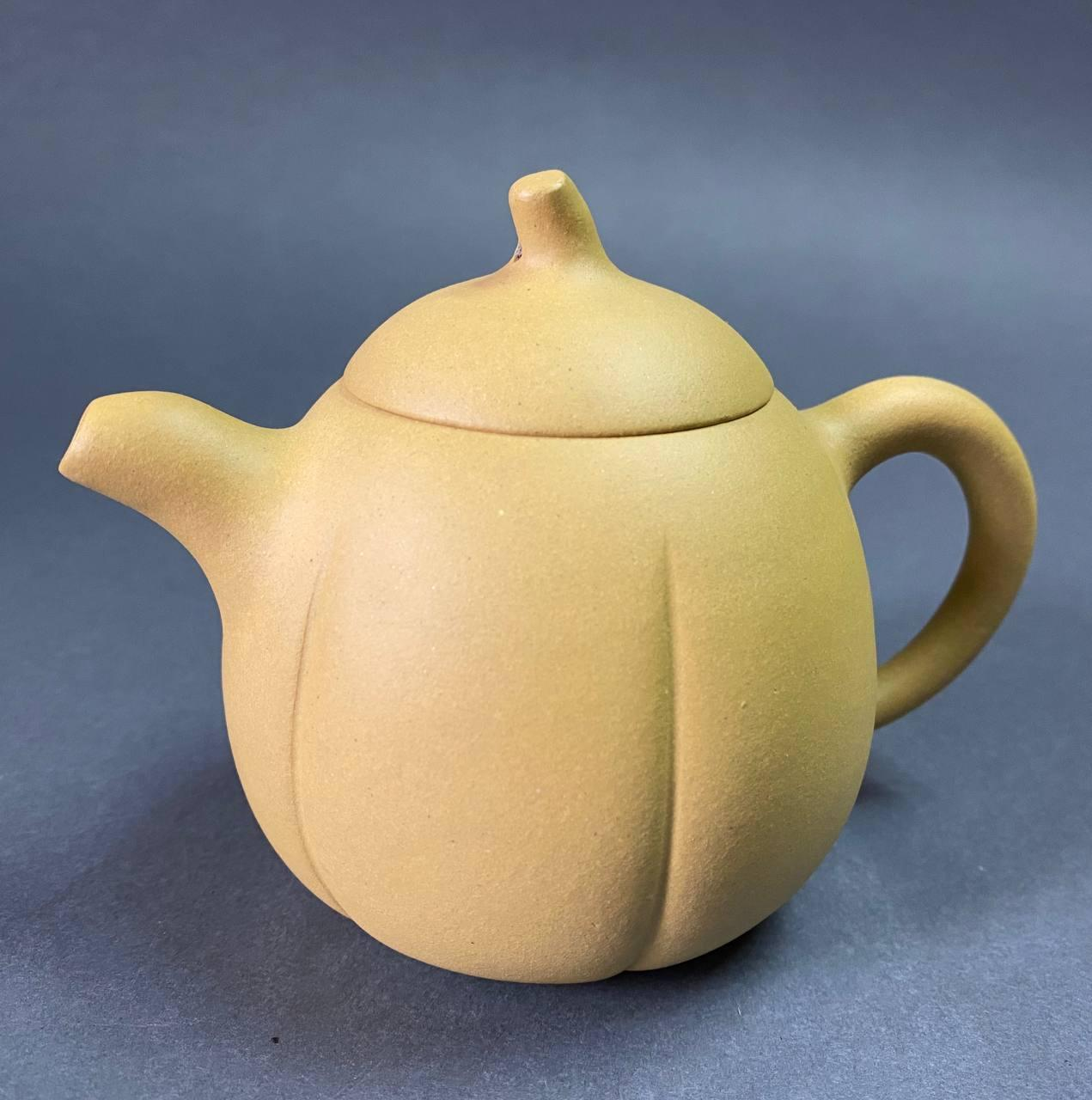 """Иссинский чайник Qie Gua из глины """"Дуань Ни"""""""
