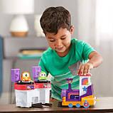 Развивающая игрушка VTech Go! Go! Cory Carson DJ Train Trax and The Roll Train Музыкальный Паровозик диджей, фото 6