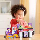 Развивающая игрушка VTech Go! Go! Cory Carson DJ Train Trax and The Roll Train Музыкальный Паровозик диджей, фото 7