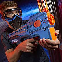 Нерф Райвал Чарджер Синий / Nerf Rival CHARGER MXX-1200 Team Blue, фото 3