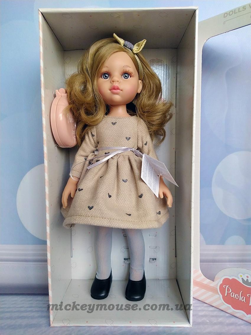 Лялька Карла з вінком 32 см Paola Reіna 04413