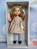 Лялька Карла з вінком 32 см Paola Reіna 04413, фото 1