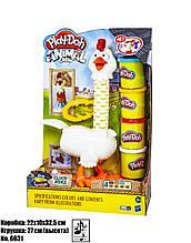 Набір Play-Doh Курочка 6631