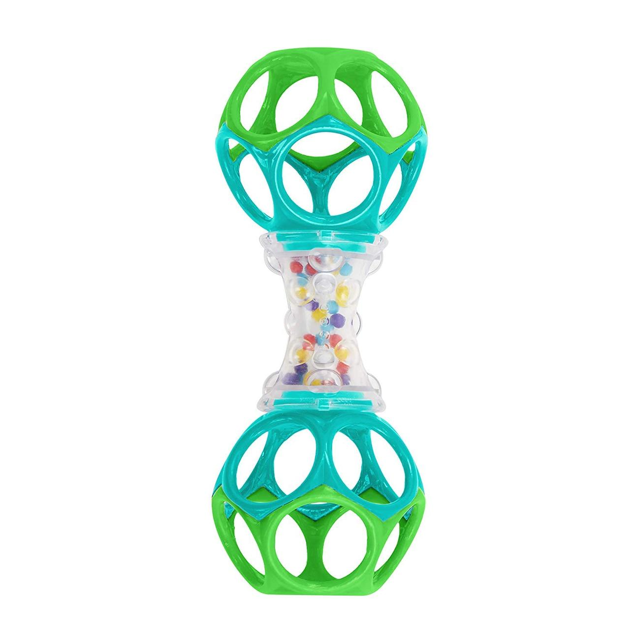 Погремушка O Ball Bright Starts Oball Shaker Rattle Toy