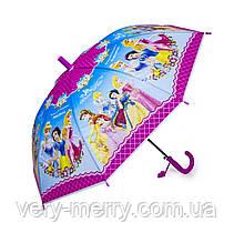 Детский зонтик Принцессы оптом