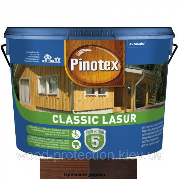 Pinotex Classic Lasur просочення для дерева горіхове дерево 10л