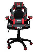 Крісло геймерське, ігрове Extreme EX Red Чорно-червоне