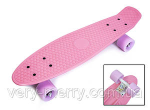 Penny Board Pastel Series Нежно-розовый цвет