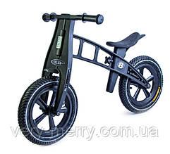 Велобег Balance Trike Black