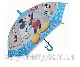 Детский зонтик Микки Маус оптом