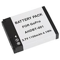 Аккумулятор к телефону GoPro AHDBT-001 1100 mAh
