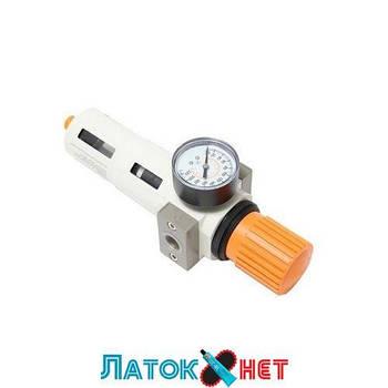 Фильтр-регулятор с индикатором давления для пневмосистемы Profi 3/8 RF-702438 Rock Force