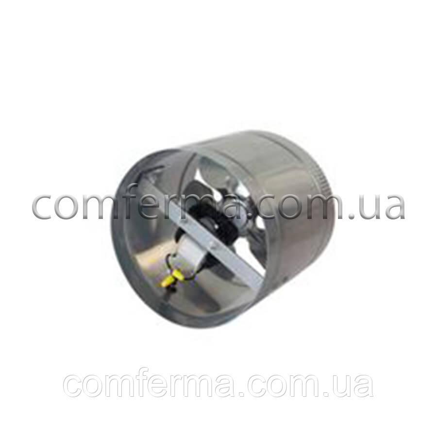 Осевой канальный вентилятор 408 м3/ч