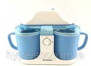Машина для морозива (Морожениця) SILVERCREST® Duo SEMD 12 A2