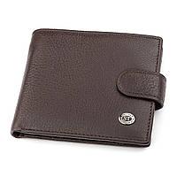 Мужской кошелек ST Leather 18307 (ST104) кожаный Коричневый, фото 1