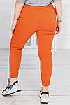 Женские штаны батал, джинс - бенгалин, р-р 48-50; 52-54; 56-58 (морковь), фото 4