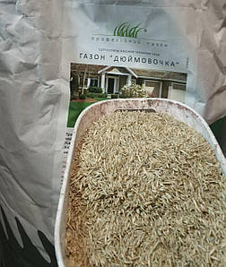 Трава газонна Дюймовочка 1кг вагова