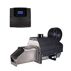 Комплект пеллетная горелка Thermo Alliance Evo 25 кВт + контролер ECOMAX 360 Plum