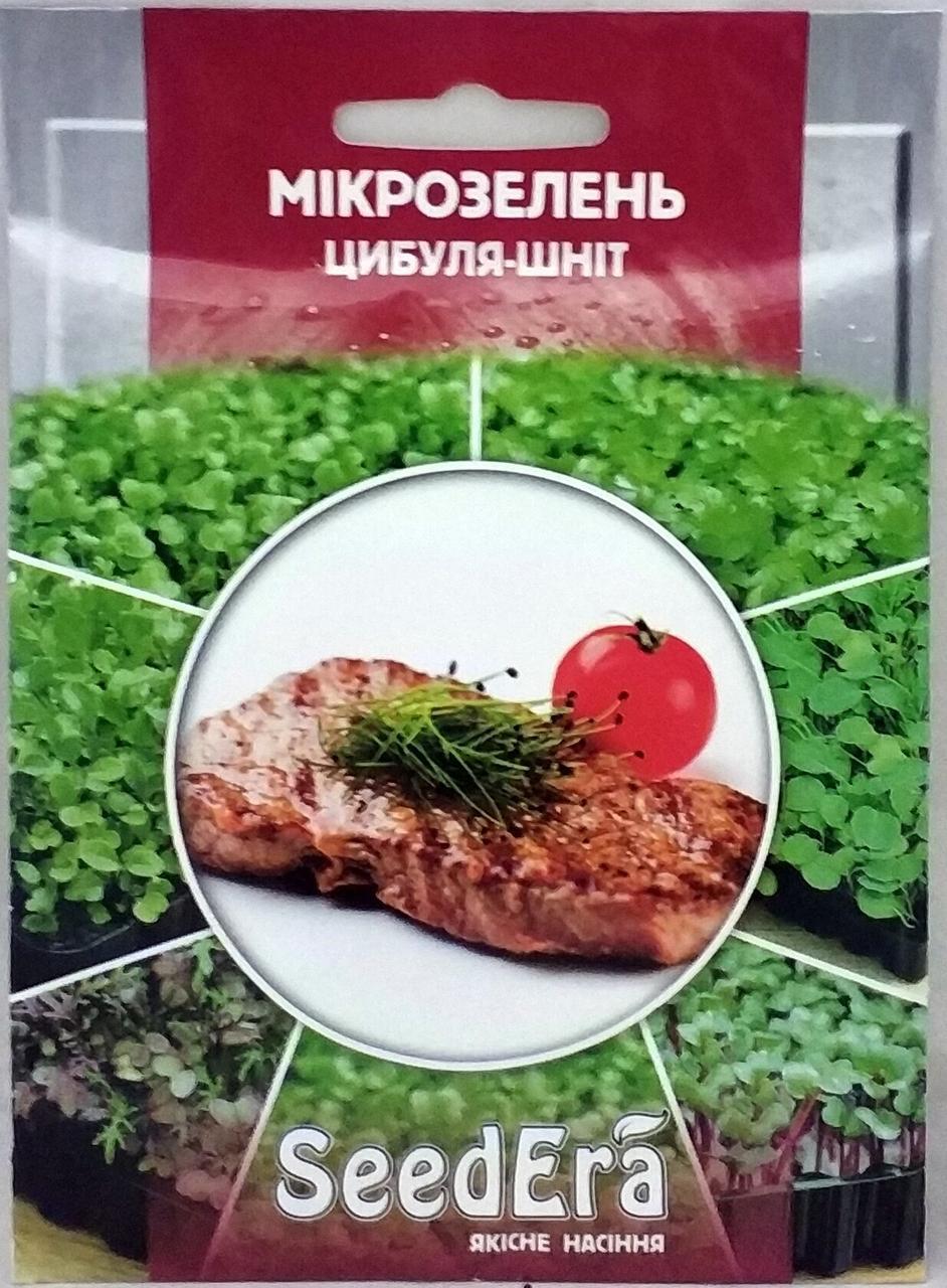 Мікрозелень Цибуля-шніт 10г