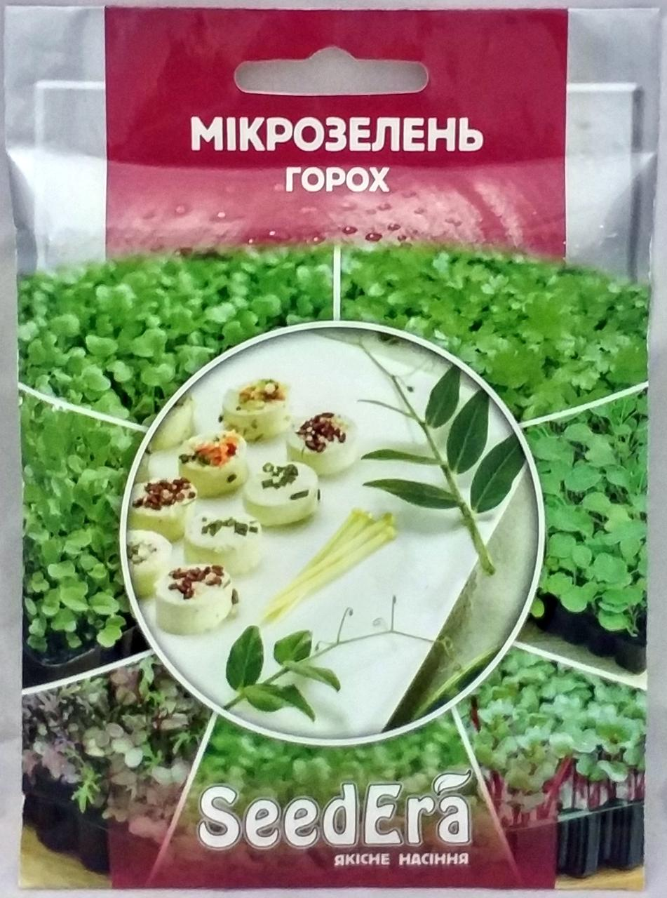 Мікрозелень Горох 20г