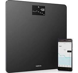 Весы напольные электронные Withings Body BMI Wi-Fi Scale умные весы