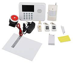 GSM Сигнализация для дома G1 с датчиком движения