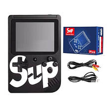 Портативная игровая консоль SUP 400 игр Game BOX SUP