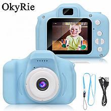 Детская Фото видеокамера c дисплеем 2.0 3Mpx, 1080P HD