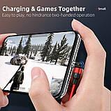 Магнітний кабель для зарядки і передачі даних Greenport 1m 3.0 A для USB Type-C Red (M32A09), фото 5