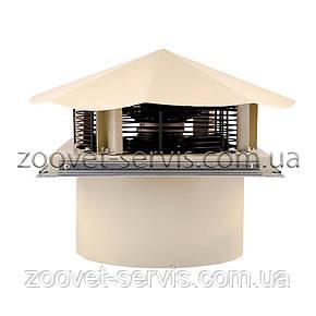 Осьовий даховий вентилятор (Діаметр вхідного отвору 270 мм), фото 2