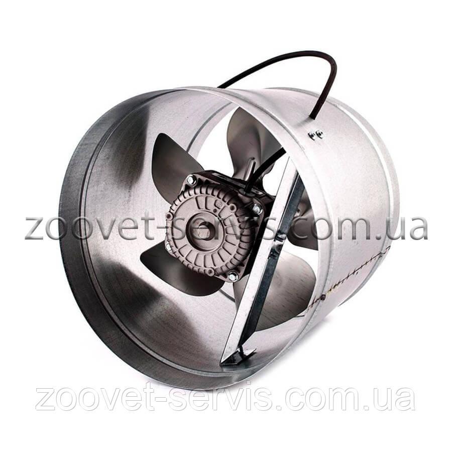 Осьовий вентилятор канальний 1210 м3/год