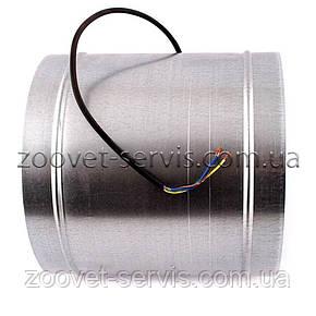 Осьовий вентилятор канальний 1210 м3/год, фото 2