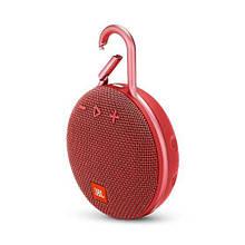 Водонепроникна бездротова Bluetooth колонка з карабіном Sps Ubl CLIP3, музична колонка під флешку