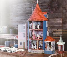 Moomin. Збираємо Мумі-будинок | DeAgostini