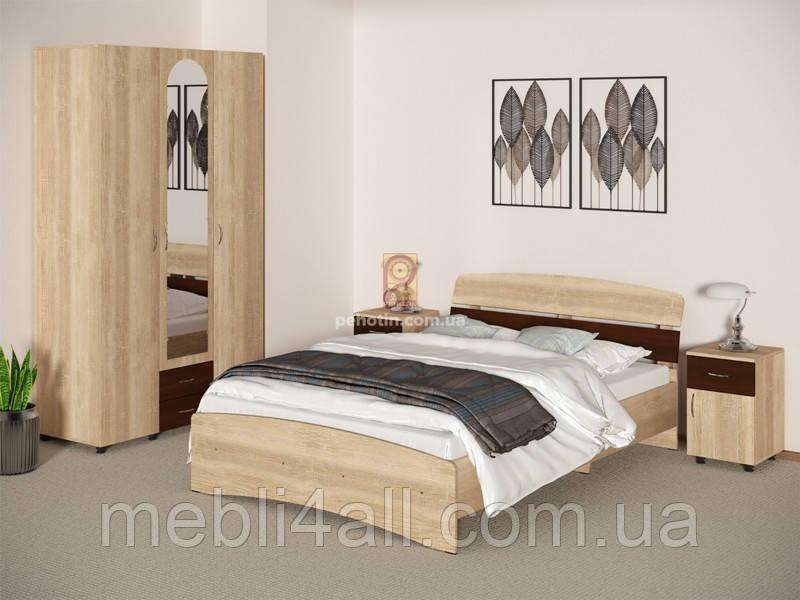 Спальня Милана (ДСП) поэлементно