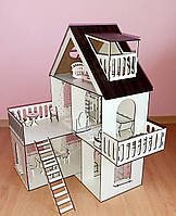 Ляльковий будинок, домік для ляльки, кукольный дом