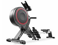 Гребной тренажер аэромагнитный тренажер для похудания 12 тренировочных программ с Bluetooth  Hop-Sport.