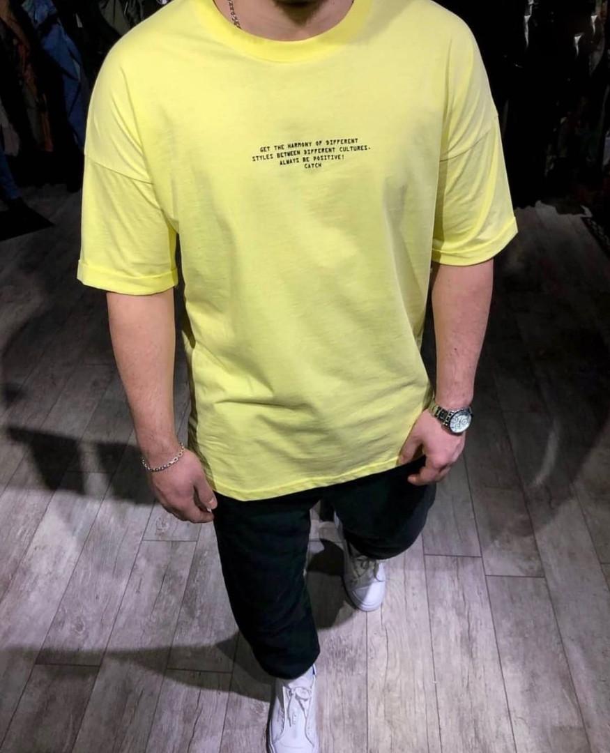 Мужская футболка «Надписи»