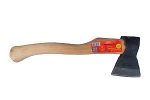 Топор кованный ИЖ 0.6 кг сталь с ручкой 0.8 кг