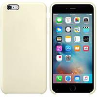 Чехол Silicone Case для iPhone 6 plus, iPhone 6S Plus OR Antique White
