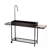 Вуличный мангал для дому для дачі Bona Grill Стаціонарний Стандарт 1000